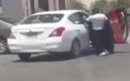 تفتيش سيارة فارهة تقودها امرأة يكشف عن مفاجأة غير متوقعة