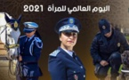 المدير العام للأمن الوطني يُكرم الشرطيات في عيد العالمي للمرأة