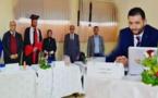 سليل بلدة بن الطيب الباحث عد عبد الحليم ينال شهادة الدكتوراه في القانون الخاص بالرباط