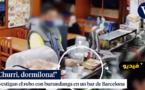 شاهدوا.. لص مغربي في اسبانيا ينفذ عمليات سرقة بطريقة مثيرة