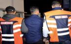 الشرطة بالناظور تقوم بعمليات امنية موسعة بأزغنغان وتعتقل مجموعة من المتورطين في عمليات السرقة