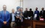 مصطفى الكردي الإطار بالخزينة العامة بالناظور ينال شهادة الدكتوراه بميزة مشرف جدا