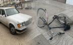 إصابة سائق دراجة هوائية بجروح خطيرة في حادثة سير وسط الناظور