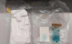 اعتقال سيدة خمسينية وبحوزتها كمية مهمة من الكوكايين كانت تنوي ادخالها للمغرب