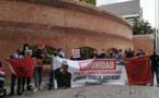 مغاربة خيرونا يطالبون بإعتقال زعيم ميليشيات البوليساريو