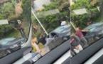 عناصر الدرك الملكي تحدد هوية أفراد عصابة نفذوا هجوما مسلحا على سائق سيارة