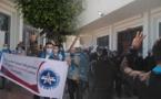 منع وقفة احتجاجية لمستخدمي شركة للخدمات بمطار العروي أمام العمالة