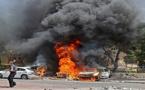 القصف الصاروخي من غزة يسقط عشرات القتلى والجرحى في إسرائيل