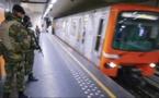"""إخلاء محطة """"بروكسل-نورد"""" ببلجيكا بسبب جندي متطرف هارب مدجج بالأسلحة"""