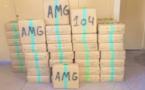 حجز طنين و340 كلغ من مخدر الشيرا على متن شاحنة لنقل البضائع