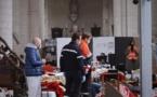 شاهدوا.. مغاربة يضربون عن الطعام داخل كنائس و جامعات بلجيكية للمطالبة بتسوية أوضاعهم