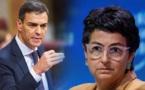 بسبب المغرب..  رئيس الحكومة الإسبانية يتخذ قررا في حق وزيرة الخارجية