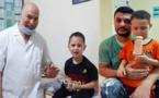 بعد نشر نداء له على ناظورسيتي.. جمعية أيمن تتدخل وتستجيب لنداء أب طفل يعاني التوحد