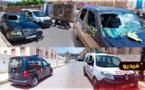 مثير.. سرقة سيارة مرسيدس وسط الناظور والجاني يقترف حادثة سير خطيرة
