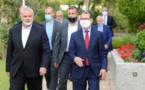 وسط حراسة أمنية مشددة.. زعيم حركة حماس إسماعيل هنية يحل بالمغرب ضيفا على حزب البيجيدي