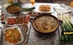 دينا سفيرة المطبخ المغربي في فرنسا تقدم لمتابعيها كل ما يخص الطبخ