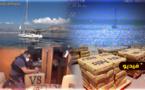 توقيف سفينة أمريكية محملة بكمية كبيرة من الحشيش المغربي