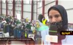 """معمل """"كرامة روسيكلاج"""" ببني انصار.. وحدة صناعية ساهمت في احتضان مئات العاملات بالتهريب المعيشي"""