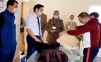التلميذ أيوب بولحفة يبوء مؤسسة الرسالة المرتبة الأولى في البكالوريا على صعيد إقليم الناظور