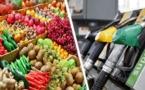 تقرير رسمي يسجل ارتفاع أسعار المواد الغذائية والمحروقات خلال الشهر الماضي