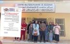 انتخاب إكرام شريف على رأس المكتب المحلي للنقابة الوطنية للصحة ببودينار