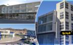 مكاتب ومحلات تجارية للكراء بموقع إستراتيجي قرب المستشفى الاقليمي وبأثمنة جد مناسبة
