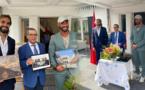سفير المملكة المغربية ببلجيكا يقيم حفلا تكريميا لمخرجين سينمائيين من أصول مغربية