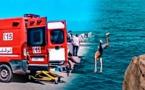 الدريوش.. إصابة شاب في مقتبل العمر بشلل نصفي بعد ارتطامه بقاع البحر وسط شاطئ اتروكوت