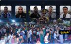 """أجواء الكورنيش.. الناظوريون يحتفلون بحلول عيد الأضحى المبارك و""""فيريا"""" تستقطب المئات من الأسر"""
