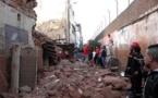 مصرع ثلاثة أشخاص إثر انهيار سور سوق أسبوعي