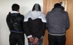 توقيف أفراد عصابة للاشتباه في تورطهم في قضية تتعلق بالهجوم المسلح على مقهى