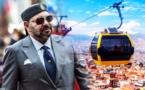 """برعاية ملكية.. مدينة مغربية تستعد لدخول عصر النقل الحضري بواسطة """"التلفريك"""" في أول تجربة بالمملكة"""