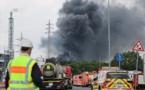 قتيل وفقدان خمسة موظفين في انفجار يهز مصنعا للكيماويات بألمانيا