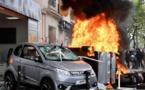 انفجار قوي يهز جنوب هولندا