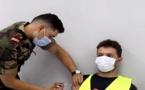 القوات المسلحة الملكية تدعم جهود وزارة الصحة لإنجاح عملية التلقيح