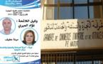 سليل العروي فؤاد الميري وابنة أزغنغان مينة عطيف ينافسان في انتخابات الغرف صنف التجارة