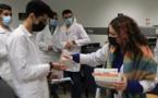 وزارة الصحة تستعين بطلبة التمريض ومتدربي الصحة لتسريع وتيرة التلقيح