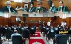 تنصيب الرئيس الأول لمحكمة الاستئناف بالناظور