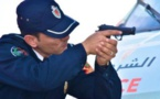 موظف شرطة يستعمل سلاحه لإيقاف جانح عرض حياة مواطنين للخطر