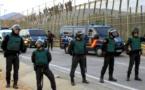 """حكومة """"سانشيز"""" ترفع ميزانية وزارة الداخلية الإسبانية لتقوية مراقبة الحدود مع المغرب"""