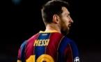 رسميا .. رحيل ليونيل ميسي عن برشلونة الإسباني