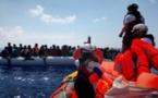 السلطات الفرنسية تنقذ ازيد من 100 مهاجر كانوا يحاولون الوصول إلى إنجلترا انطلاقا من فرنسا