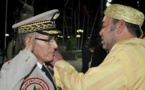 الملك يعين الجنرال دوكور دارمي بلخير الفاروق مفتشا عاما للقوات المسلحة الملكية