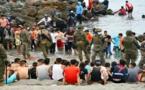 سلطات سبتة المحتلة تتمسك بترحيل 700 قاصر مغربي