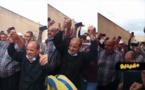رقصة العيساوة تشعل فرحة أوراغ بعد انتخابه رئيسا لجماعة بني شيكر