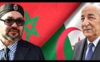 الملك محمد السادس يبعث برسالة خاصة للرئيس الجزائري عبد المجيد تبون