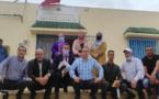 انتخاب سعيد بيلال رئيسا لمجلس جماعة بني سيدال لوطا ومحمد باجة نائبا له