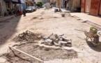 مقاولٌ بالناظور يبتزّ الساكنةَ للقيام بعملِ ترميم مُكلّـف به من قبل المكتب الوطني للماء