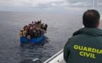 بنسبة 51 في المائة.. ارتفاع نسبة الهجرة غير الشرعية إلى إسبانيا خلال سنة 2021