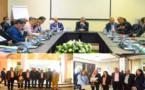 بحضور البرلماني عبد الله أشن.. العنصر يترأس اجتماعا مع برلمانيي الحركة الشعبية بمجلسي البرلمان
